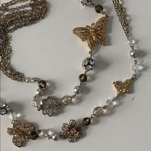 Jewelry - Long Embellished Necklace